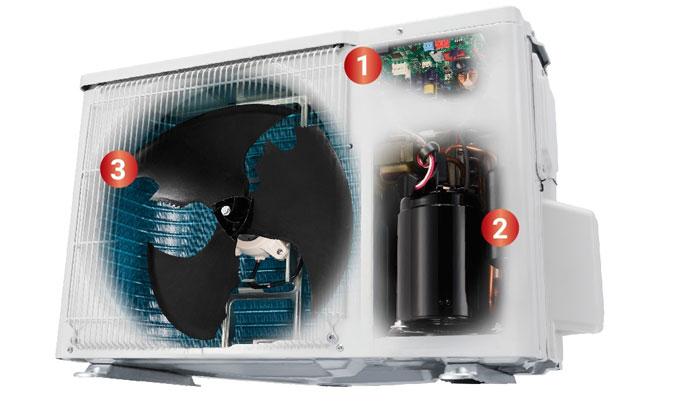 Máy lạnh Mitsubishi Electric MSY-JP35VF