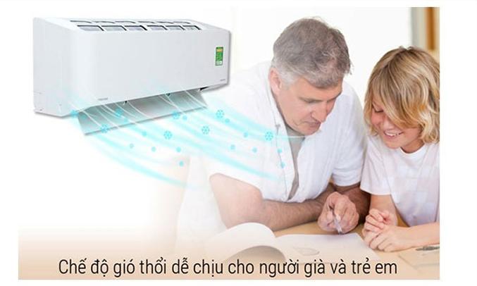 Máy lạnh Toshiba 2HP RAS-H18PKCVG-V làm lạnh nhanh