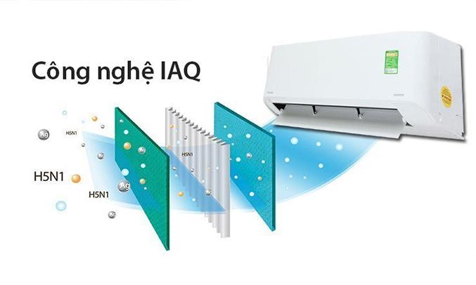 Máy lạnh Toshiba 2HP RAS-H18PKCVG-V kháng khuẩn khử mùi
