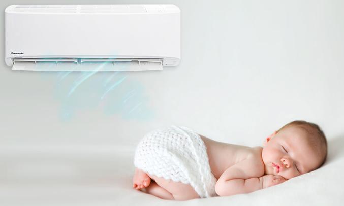 Máy lạnh Panasonic 1 HP CU/CS-PU9UKH-8 tiết kiệm điện
