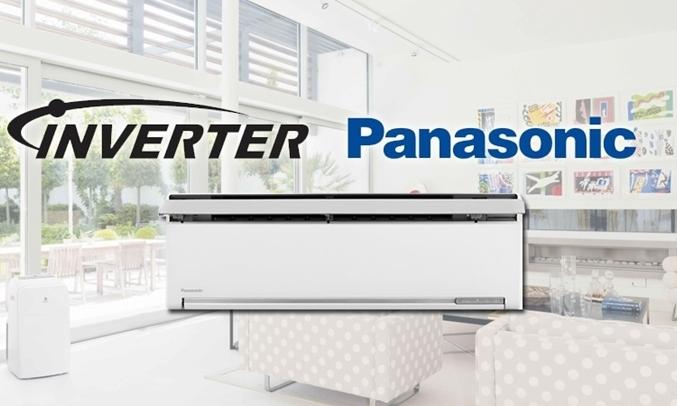 Máy lạnh Panasonic CS-VU12SKH-8 1.5 HP công nghệ tiết kiệm điện năng Inverter