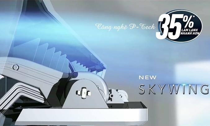 Máy lạnh Panasonic CS-VU12SKH-8 1.5 HP công nghệ P-Tech làm lạnh nhanh 35%
