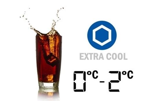 Tủ lạnh Sharp SJ-XP430PG-BK làm đá cực nhanh, nhiệt độ ổn định