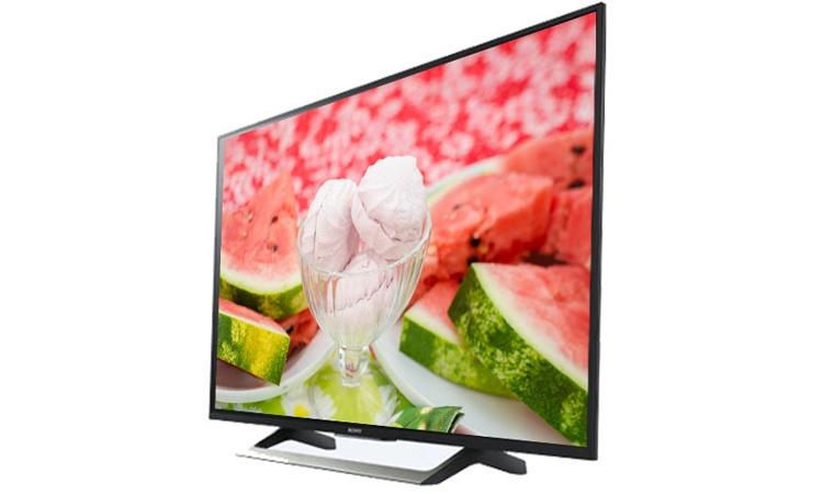 Tivi4K Sony 43 inch KD-43X8000E VN3 màn hình rộng