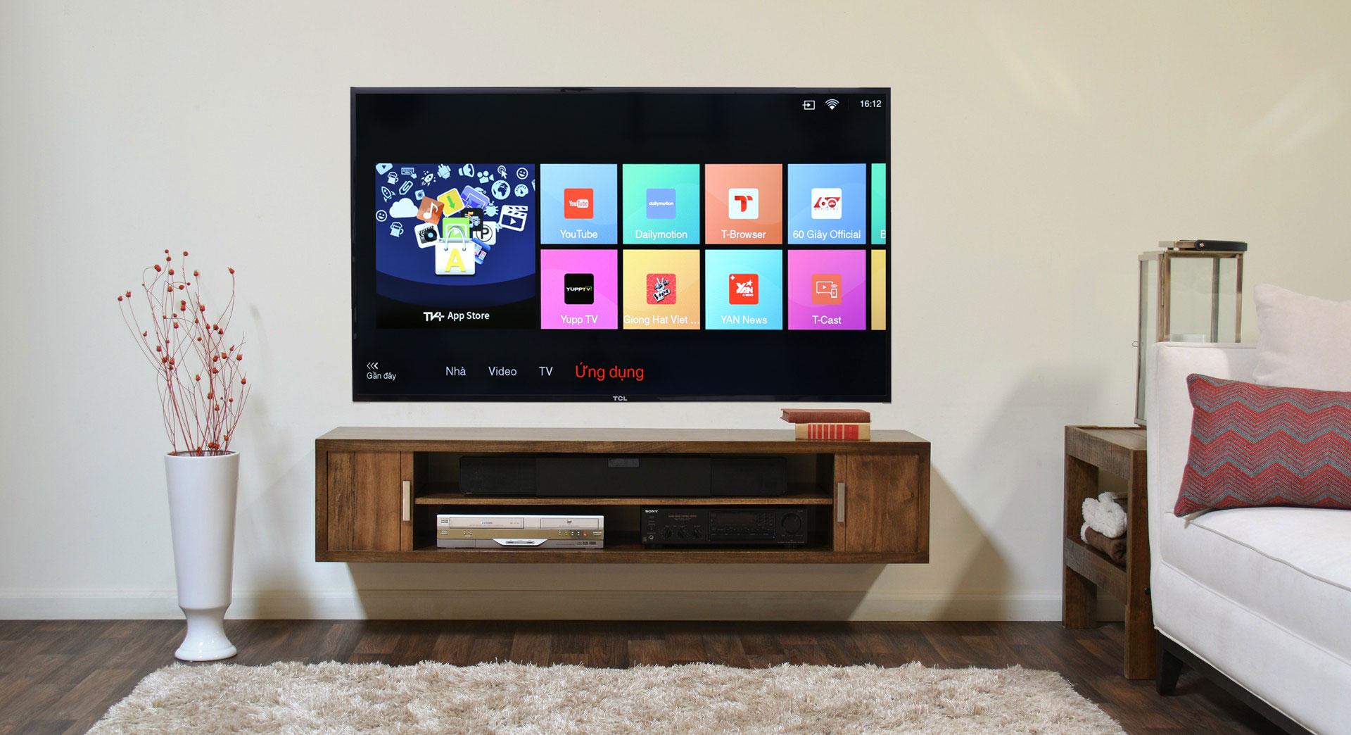 Smart Tivi LCL 50 inch L50P62-UF chính hãng giá tốt tại Nguyễn Kim
