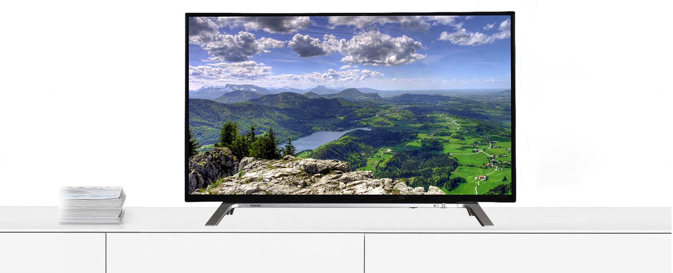 Smart Tivi Toshiba 32L5650VN màn hình 32 inch