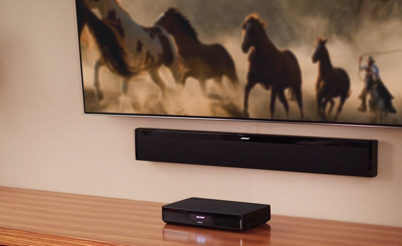 Loa Bose Soundtouch 130 thiết kế thời thượng