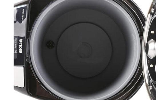 Bình thủy điện Tiger PDU-A50W dễ dàng cho bạn vệ sinh sau khi dùng