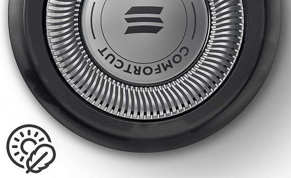 Máy cạo râu Philips S5070 bảo vệ an toàn cho da