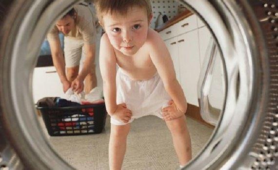 Máy giặt sấy Samsung 17 kg WD17J7825KP có khóa trẻ em