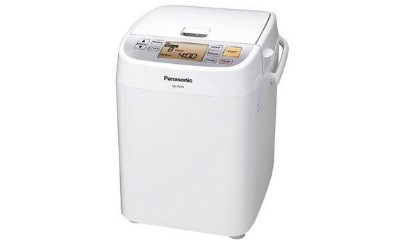 Máy làm bánh mì panasonic SD-P104WRA máy làm bánh mì hiện đại, giá tốt tại nguyenkim.com