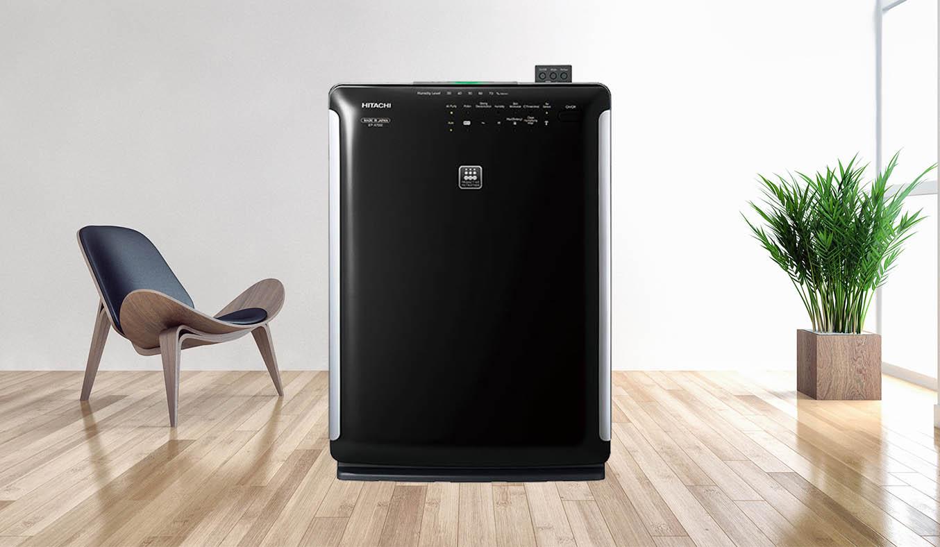 Máy lọc không khí Hitachi EP-A7000 (BK) khử mùi