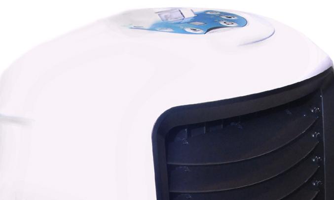 Quạt hơi nước Shimono SM-3199A dễ sử dụng