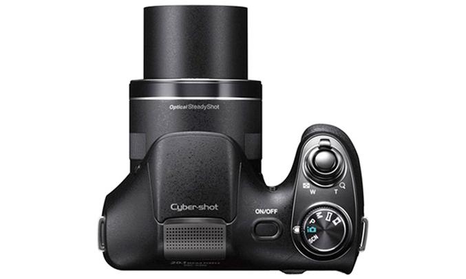 Máy ảnh Sony DSC-H300E32 zoom quang học 35x