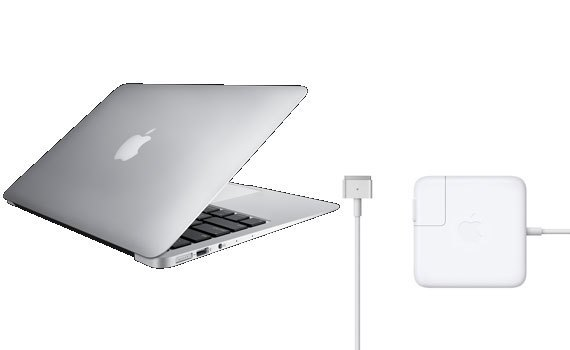 Cáp Apple 45W Magsafe 2 Power Adapter-ITS_MD592ZA/B sạc nhanh giá tốt tại Nguyễn Kim