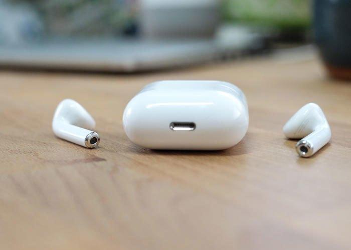 Tai nghe không dây Apple AirPods có thời lượng pin ấn tượng