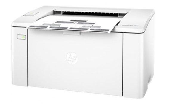Máy in Laser đơn năng HP M102W-G3Q35A có thiết kế đẹp