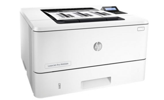 Máy in Laser đơn năng HP M402D-C5F95A với khay giấy 250 tờ