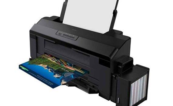 Máy in phun Epson L1300 có thiết kế bắt mắt