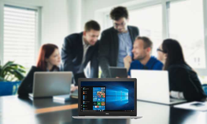 Laptop Dell Inspiron 15 5570 - 70146442 giá rẻ | Nguyễn Kim