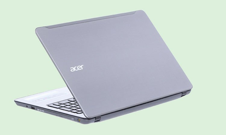 Máy tính xách tay Acer Aspire F5-573G-55HV thiết kế gọn gàng, trọng lượng nhẹ