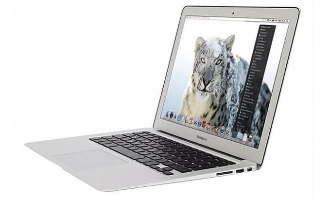 Máy tính xách tay/ Laptop MacBook Air 2016 13.3 MMGG2ZP/A - 1
