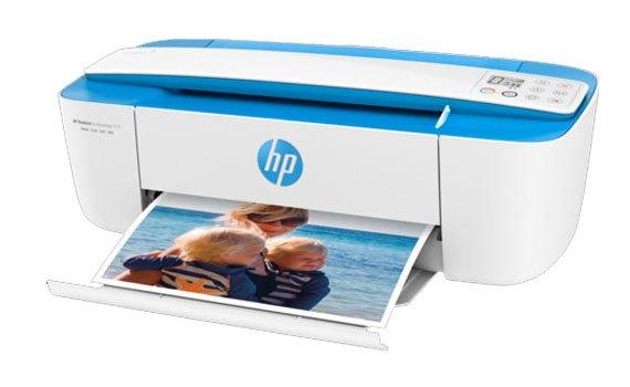 Máy in phun HP Deskjet 3775 J9V87B cho tốc độ in khá nhanh