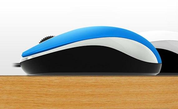 Chuột có dây Genius DX110 kiểu dáng đơn giản