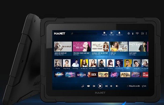 Máy tính bảng Hanet Smartlist 2016 màn hình cảm ứng thao tác nhanh chóng, dễ dàng