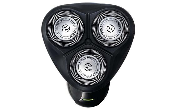 Lưỡi cắt CloseCute của máy cạo râu Philips AT610 cạo êm ái an toàn
