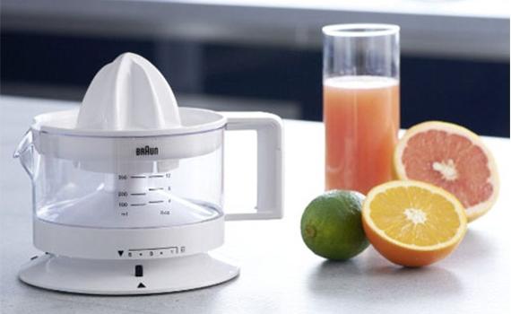 Máy vắt cam Braun CJ3000 làm nước cam dinh dưỡng tại nhà giá rẻ
