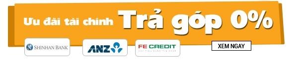Khuyến mãi trả góp lãi suất 0% thanh toán tại Nguyễn Kim