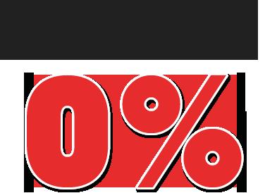 Các chương trình trả góp lãi suất 0%
