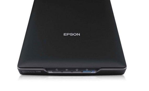 Máy Scan Epson Perfection V39 thao tác dễ dàng