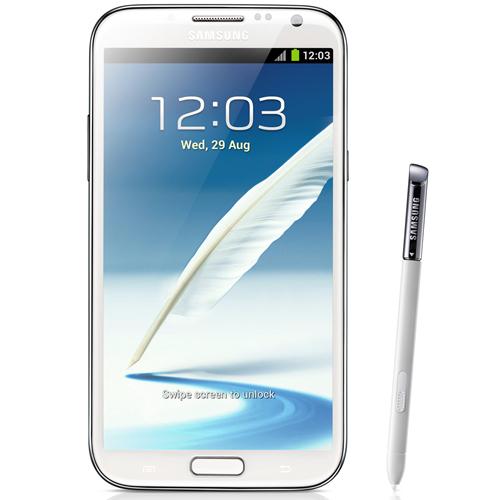 Điện thoại SAMSUNG GALAXY NOTE 2 N7100 white - thiết bị di động vừa mạnh mẽ, vừa mềm mại và mang đậm dấu ấn sáng tạo của mỗi cá nhân