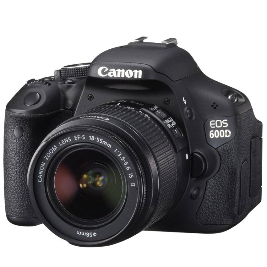 Máy ảnh Canon EOS 600D được trang bị cảm biến CMOS chất lượng cao 18 megapixel và bộ xử lý hình ảnh DIGIC 4 cực kỳ mạnh mẽ, cho hình ảnh chất lượng cao.