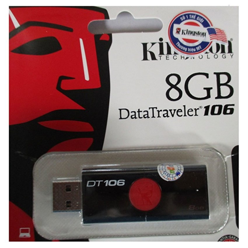 USB KINGSTON 8GB DT106