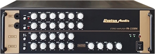 AMPLY BOSTON AUDIO PA-1100 N