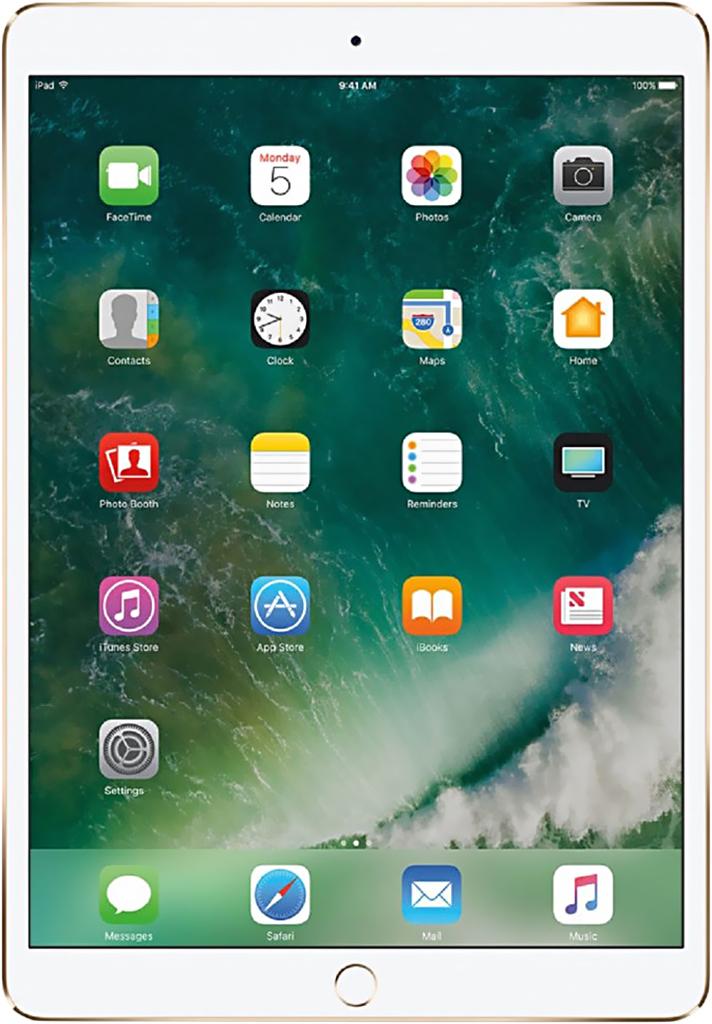 IPAD PRO 10.5 WI-FI 4G 256GB GOLD (2017)