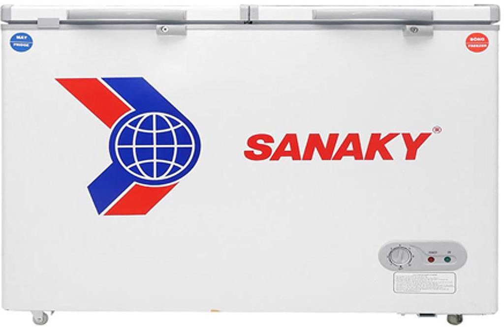TỦ ĐÔNG SANAKY 1 NGĂN VH-365A2