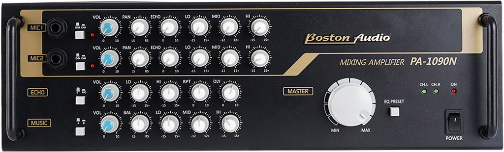 AMPLY BOSTON AUDIO PA-1090N