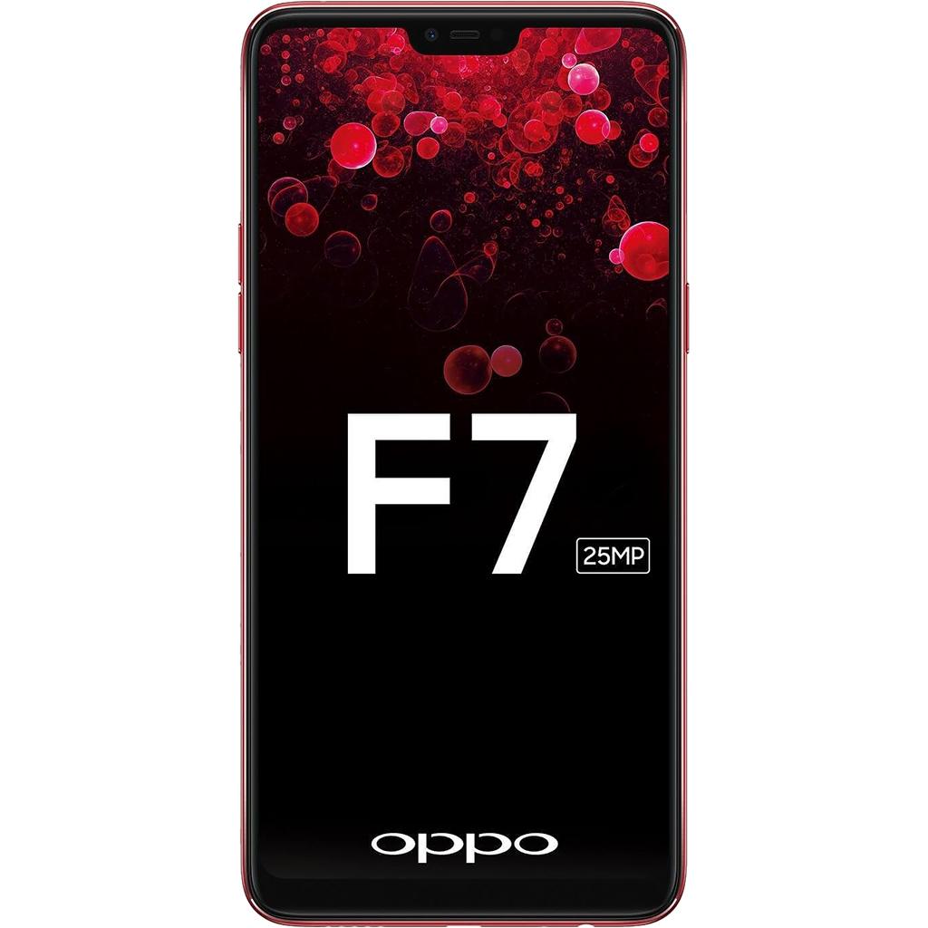 OPPO F7 128GB ĐỎ