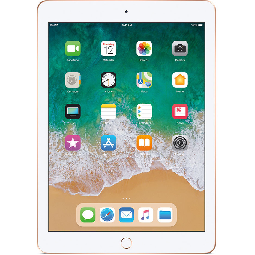 IPAD 9.7'' WI-FI 2018 128GB GOLD (MRJP2ZA/A)