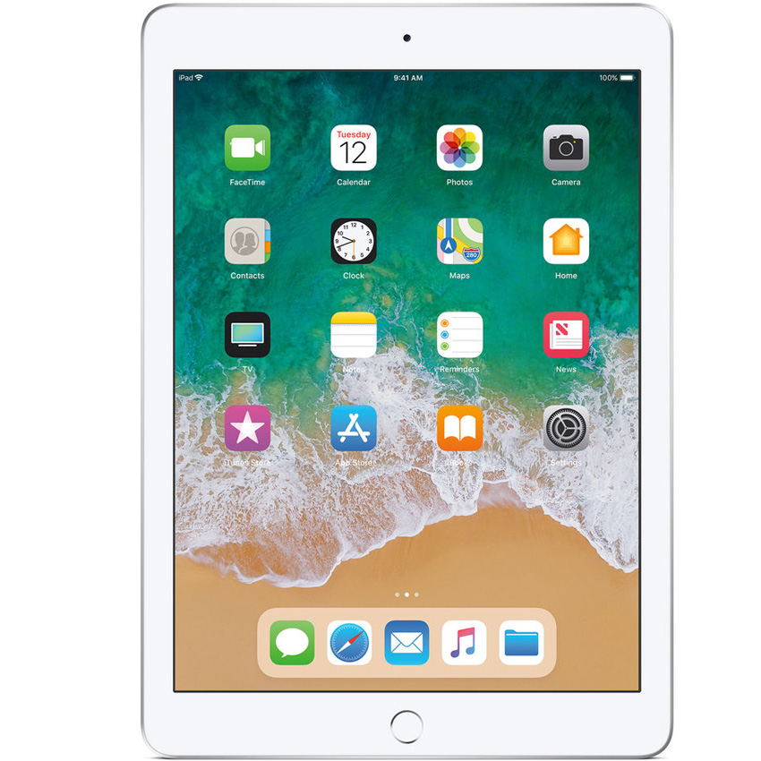 IPAD 9.7'' WI-FI 2018 32GB SILVER (MR7G2ZA/A)