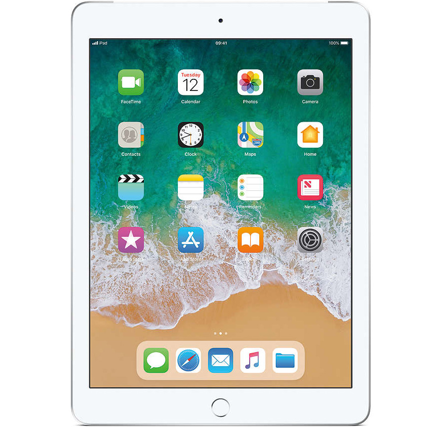 IPAD 9.7'' WI-FI 4G 2018 128GB SILVER (MR732ZA/A)