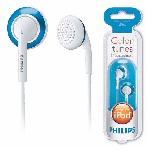 HEADPHONE PHILIPS SHE2643 - Philips - Tai nghe - Phụ Kiện KTS - Sản Phẩm Kỹ Thuật Số - Siêu thị điện máy Nguyễn Kim
