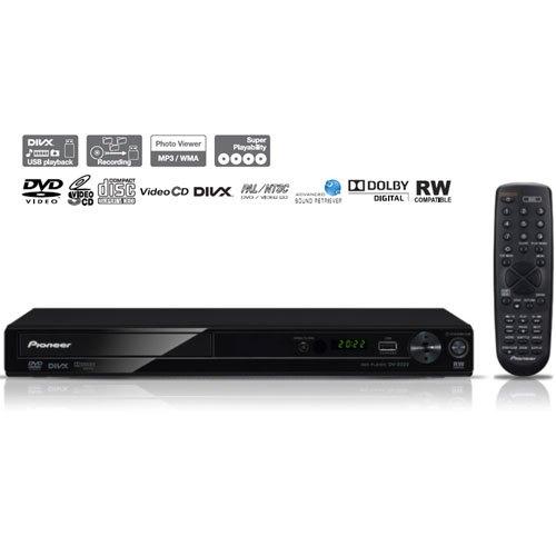 ĐẦU DVD PIONEER DV-2022 - Pioneer - Đầu Đĩa DVD - Bluray - Sản Phẩm Điện Tử - Siêu thị điện máy Nguyễn Kim