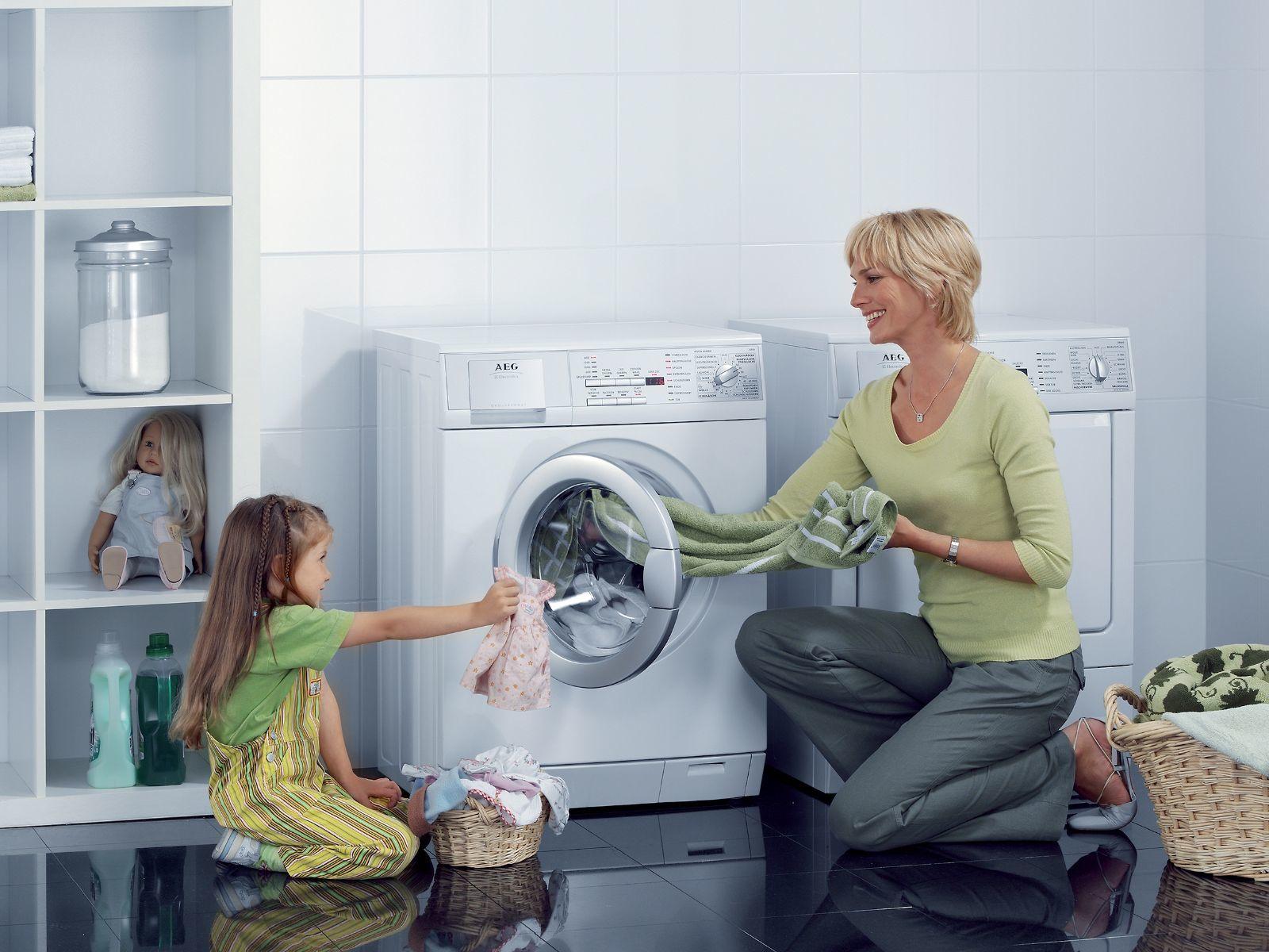 Lời khuyên trong việc bảo quản máy giặt đúng cách