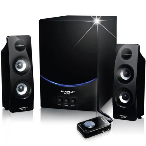 LOA VI TÍNH SOUNDMAX AW-100/2.1 - Soundmax - Dàn Loa Vi Tính - Thiết Bị Tin Học - Siêu thị điện máy Nguyễn Kim