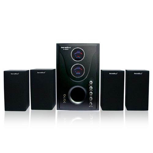LOA VI TÍNH SOUNDMAX A8800/4.1 - Soundmax - Dàn Loa Vi Tính - Thiết Bị Tin Học - Siêu thị điện máy Nguyễn Kim